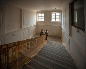 uprek listopad 2020 4np schodiště