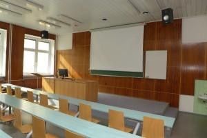 Stav učebny 2.31 po modernizaci technického vybavení