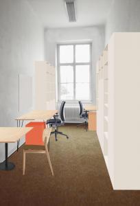 kancelář malá
